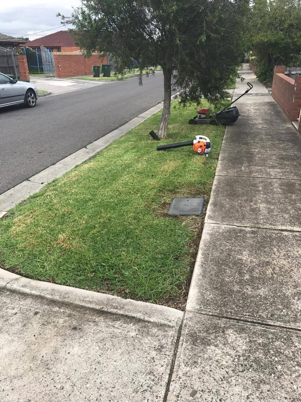 Mow now lawn mowing services from 25 free quote today for Gardening tools melbourne