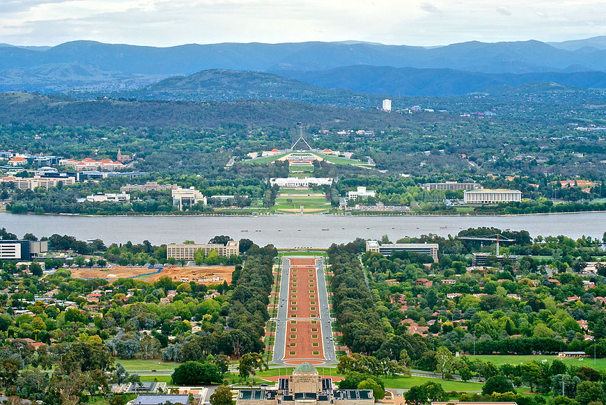 lawn mowing canberra